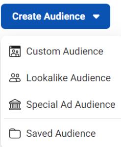 facebook ads create lookalike audience